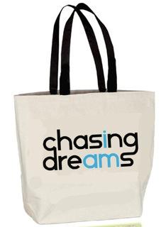 Chasing Dreams - Tote