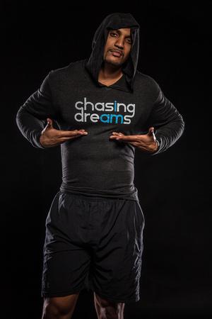 """Oversized """"Chasing Dreams"""" Hoodie"""